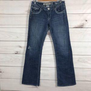 Hydraulic Jeans Womens 32 Waist x 32 inseam